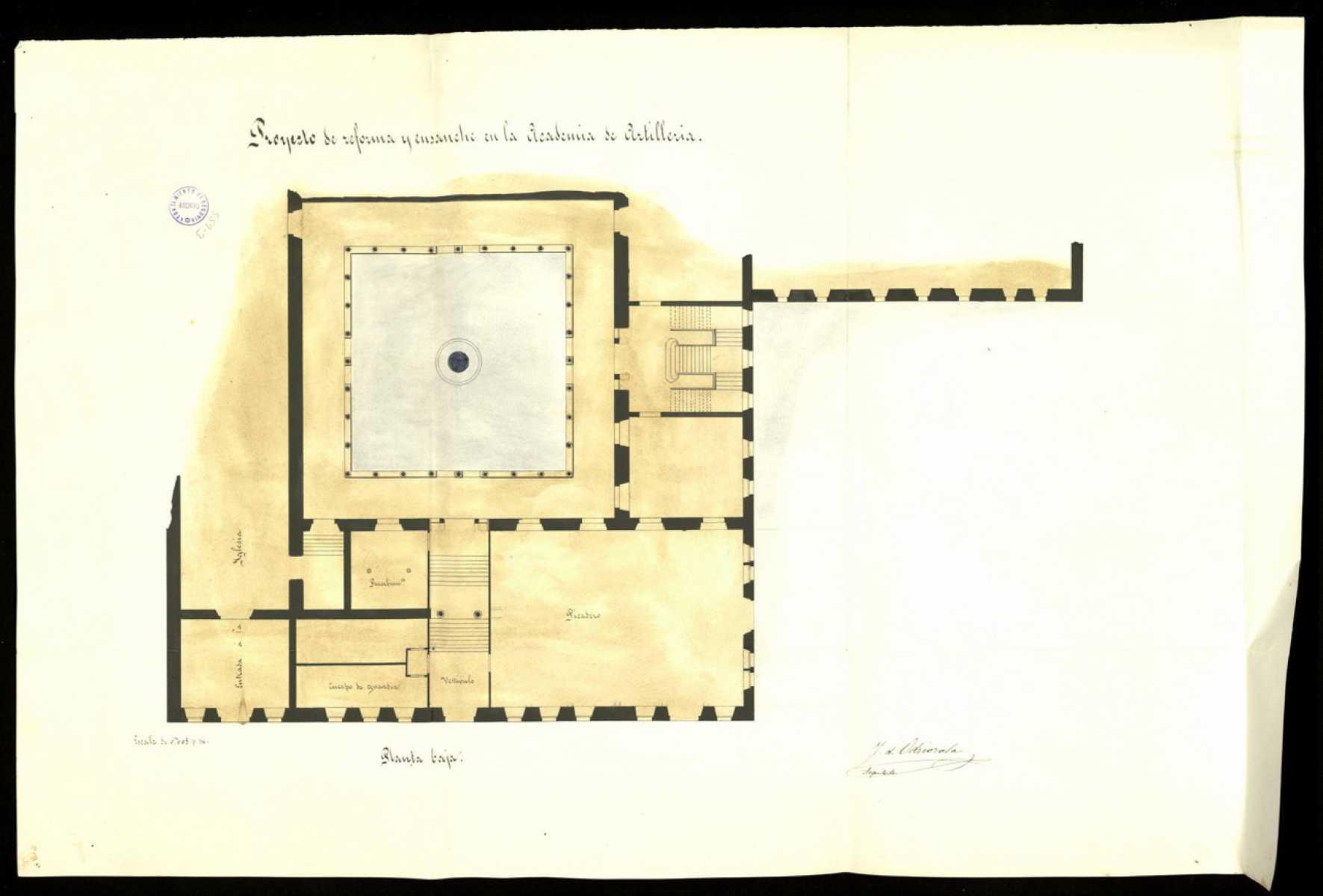 22.- Archico Municipal de Segovia, signatura 559-3