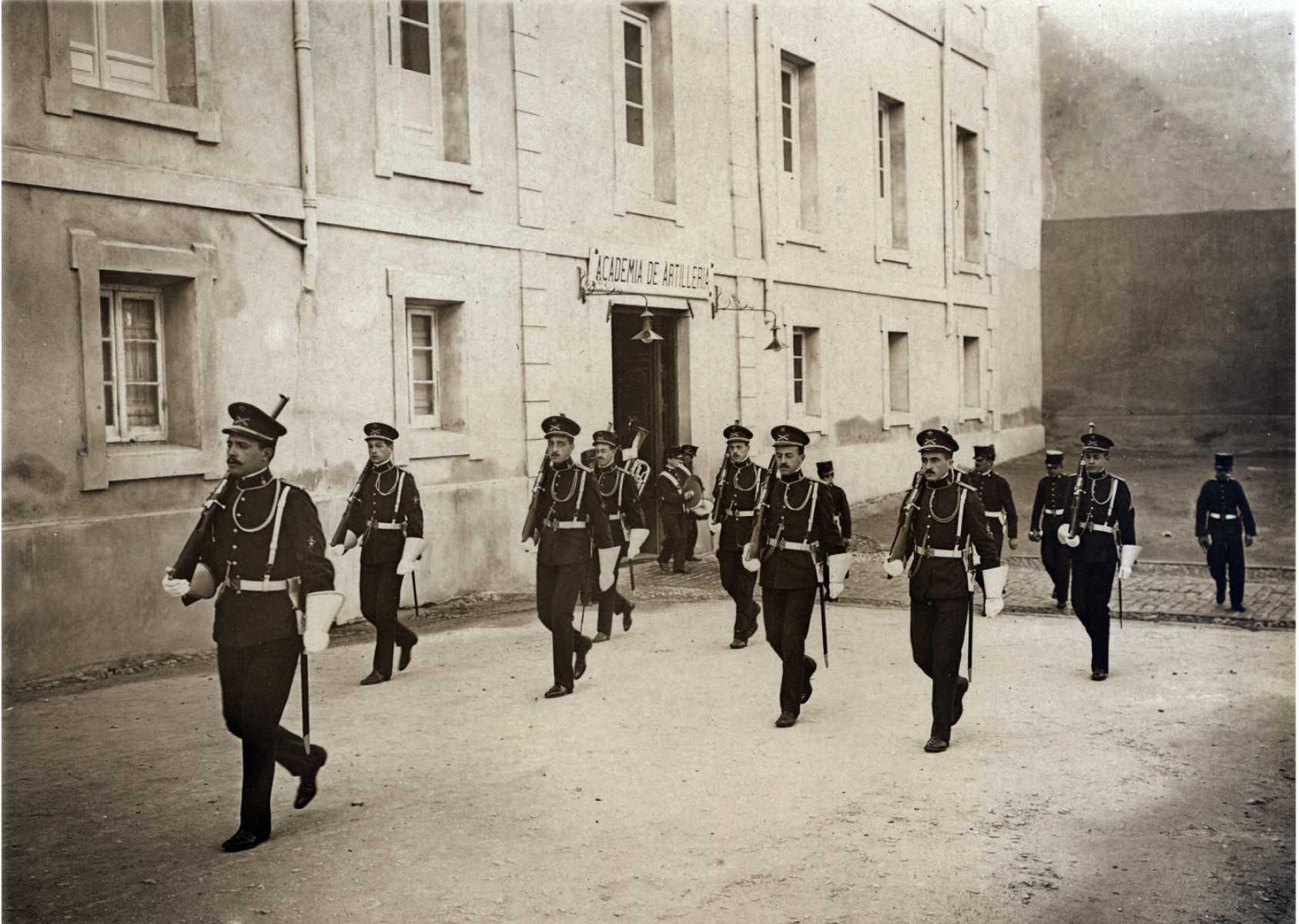 Puerta de Día Sanz, principios del siglo XX.