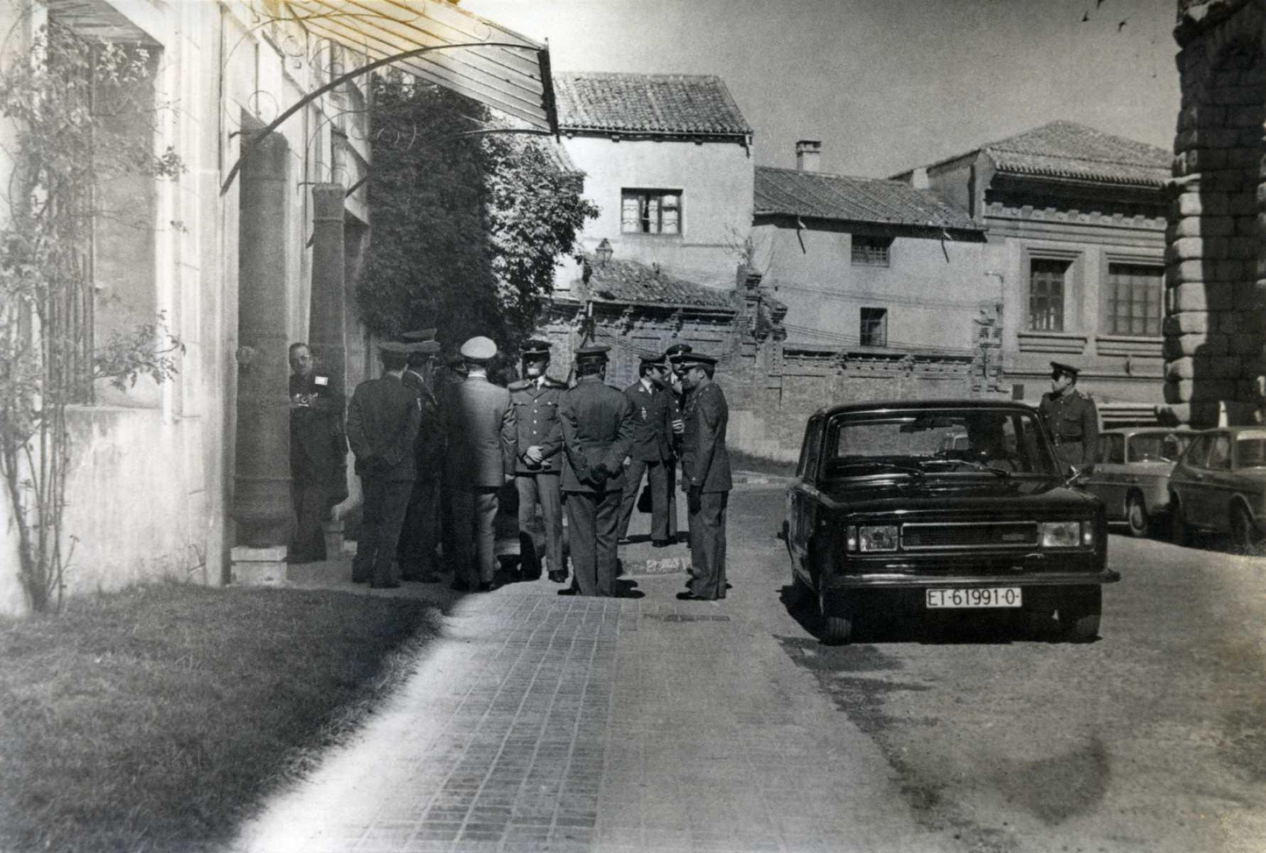 Puerta de Día Sanz, 1978.