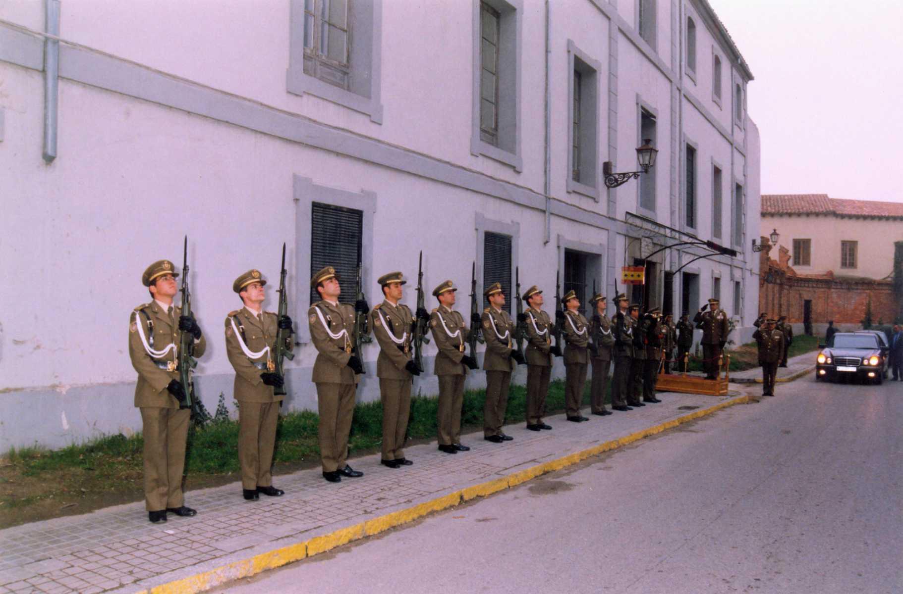 Fachada de Día Sanz, 1998.