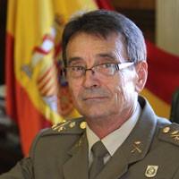 Excmo. Sr. Teniente General Jesús Carlos Fernández Asensio 2º Jefe de Estado Mayor del Ejército