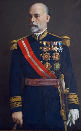 Fernando Álvarez de Sotomayor y Flores