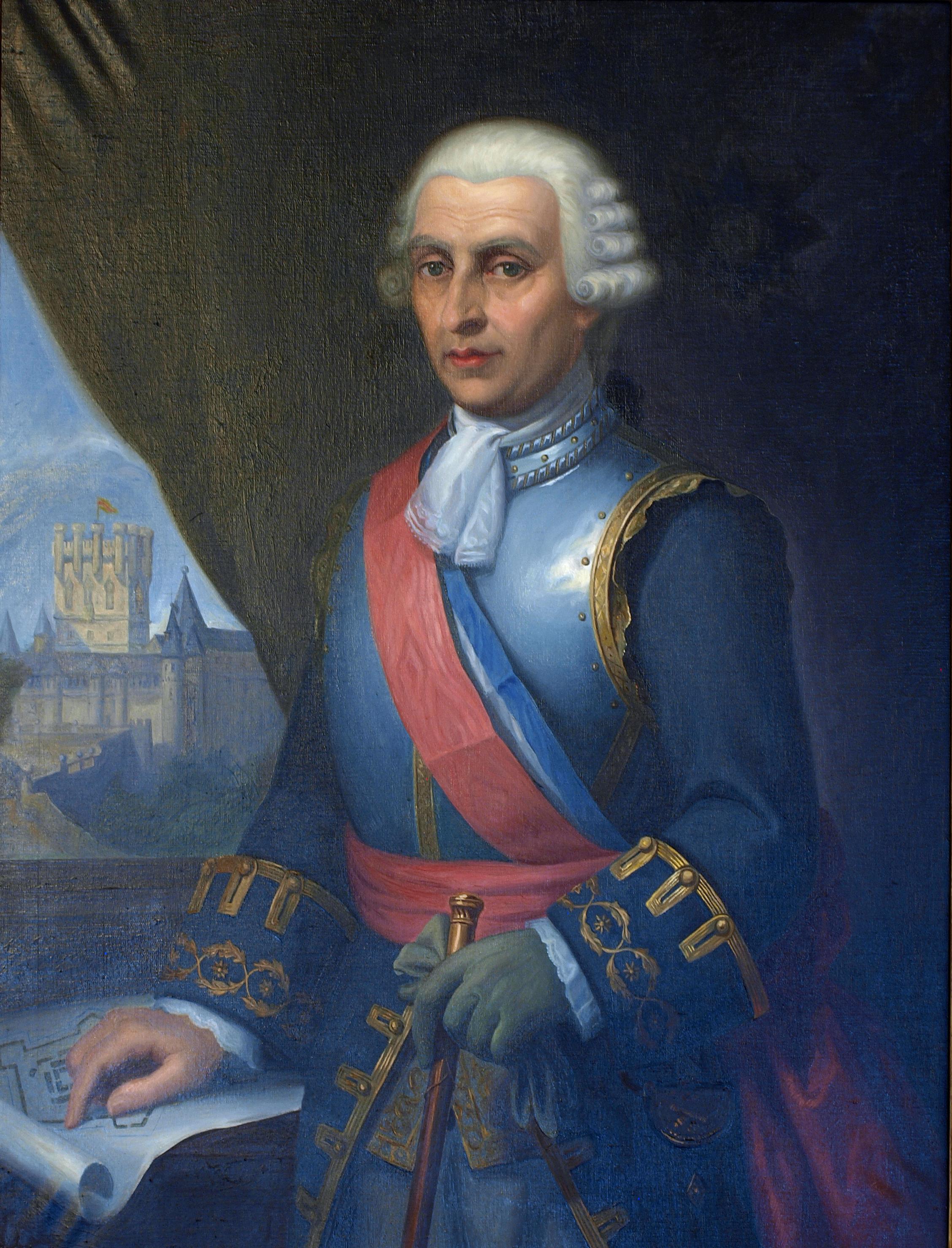 Felice Gazola - Conde de Gazola
