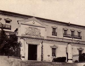 Academia de Artillería e Ingenieros.