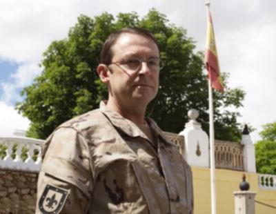 Excmo. Sr. General de Brigada Alfredo Sanz y Calabria