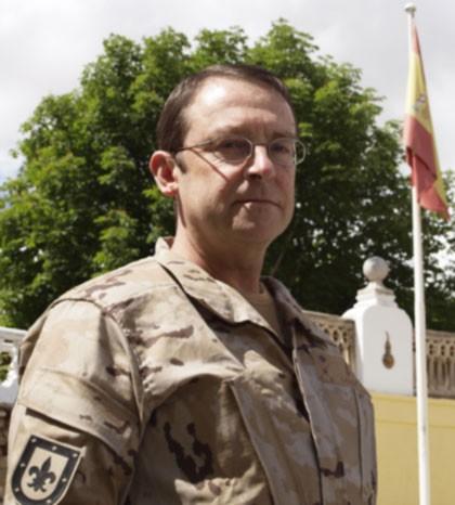 Excmo. Sr. General de División Alfredo Sanz y Calabria