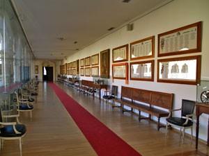 Galeria de Promociones de la Academia de Artillería