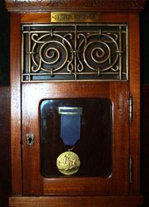 Medalla de Oro de la Ciudad de Segovia