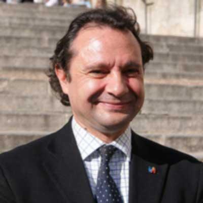 Pedro Arahuetes García - Excmo Sr. Alcalde de Segovia