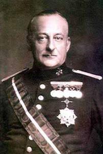 General Miguel Primo de Rivera y Orbaneja
