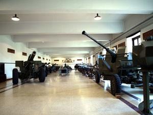 Sala de Materiales de la Academia de Artillería