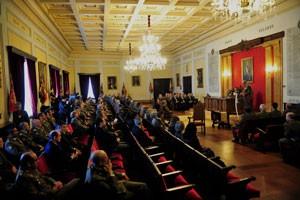 Salón de Actos de la Academia de Artillería