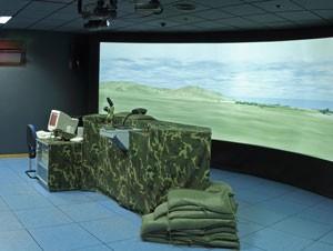 Simulador de Artillería de Campaña (SIMACA)
