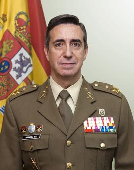 Teniente general Jaime Domínguez Buj