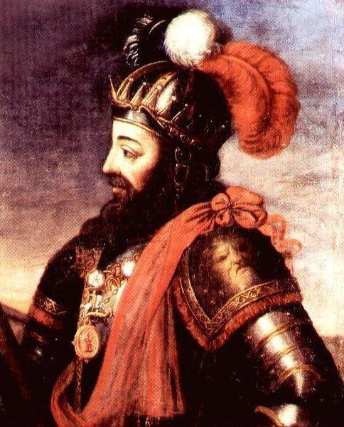 Retrato de Alfonso V, el Africano