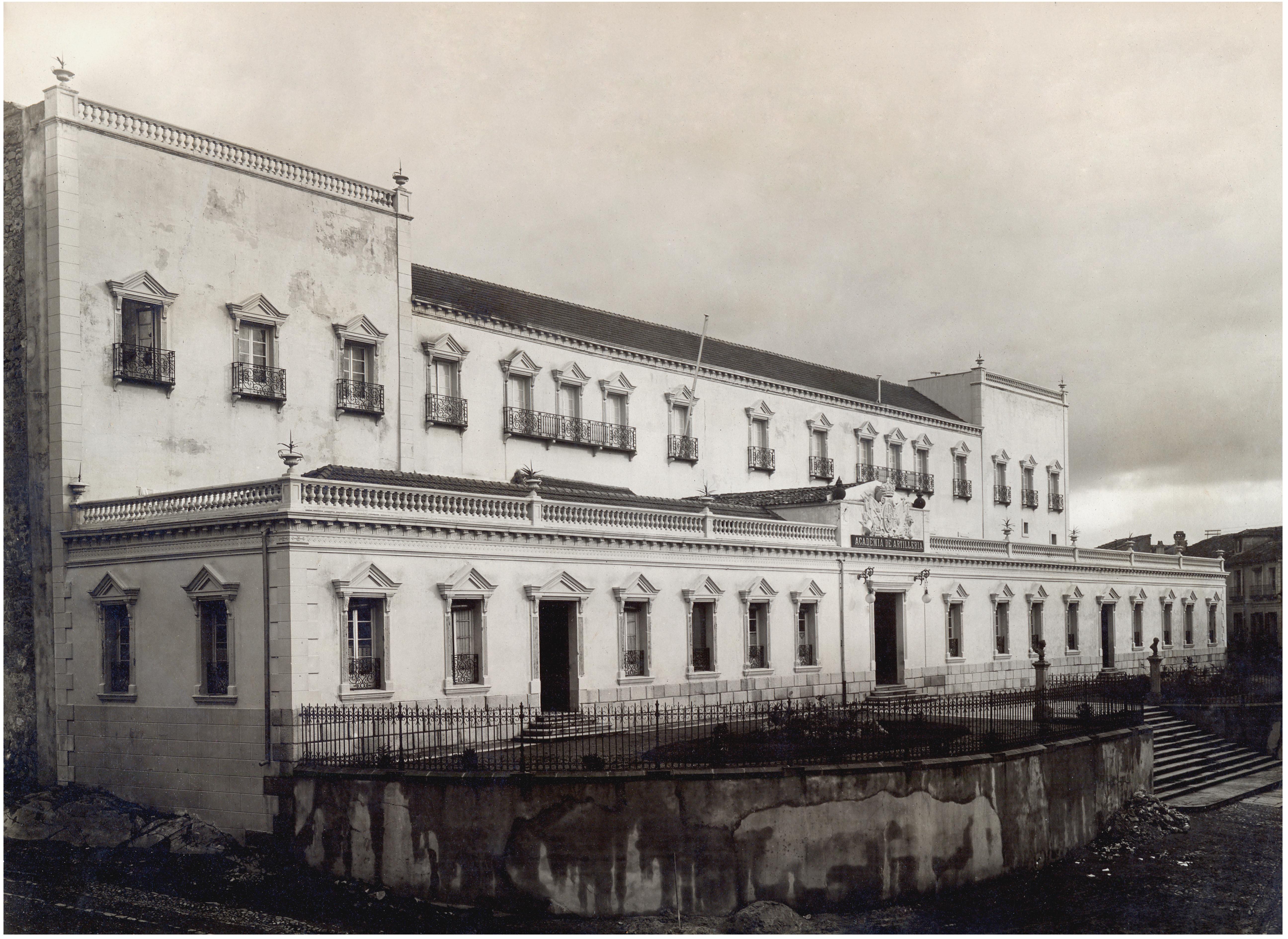 Fachada de San Francisco, 1912-1913