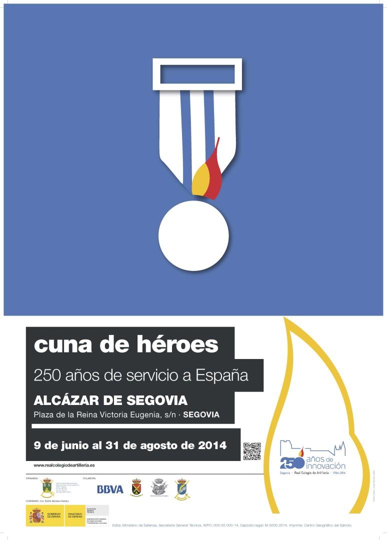 Exp Heroes Alcazar de Segovia