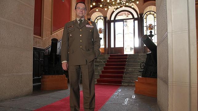 General DIrector de la ACART Alfredo Sanz