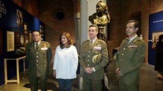 """Inauguración de la Exposición """"El Arte Y La Artillería"""""""