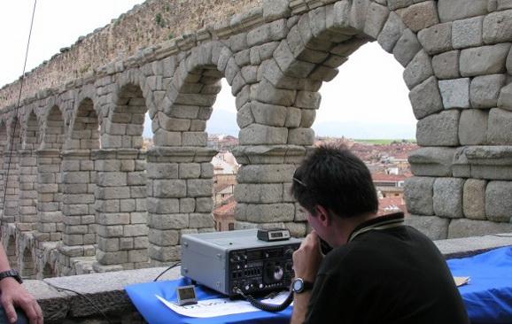 Unión de Radioaficionados de Segovia