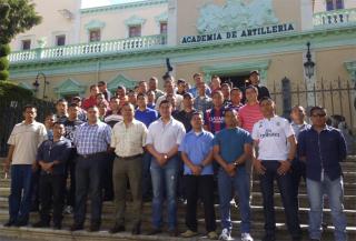 Más de 200 mexicanos visitaron la academia