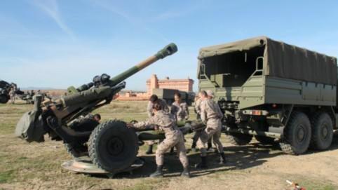Un día en la Academia de Artillería. Cadena SER